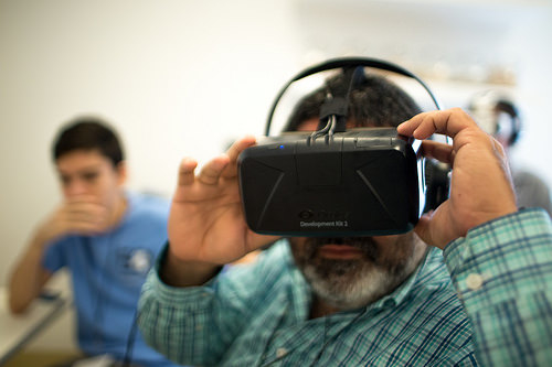 We've launched a Virtual Reality proposition you'll want to see