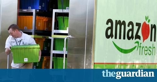 Amazon Fresh, the start of something bigger?