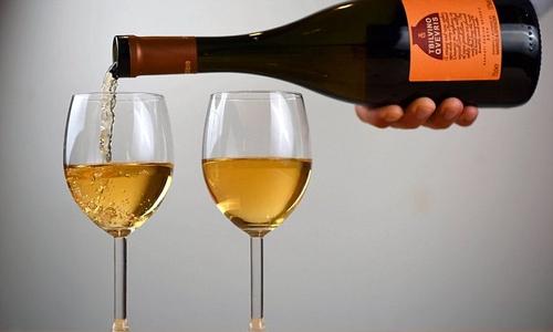 Orange wine?
