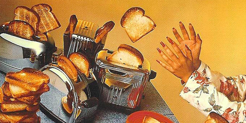New Toasters: The Marketing industry's Sleeper Cells.