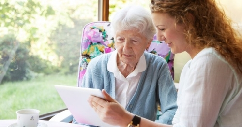 Care home patients to benefit from ehealth scheme