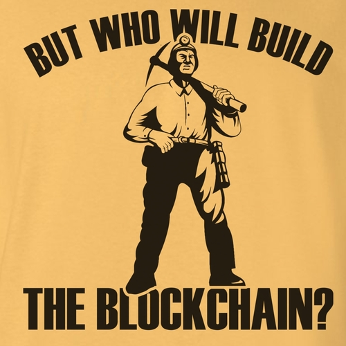 Blockchain - beyond the basics
