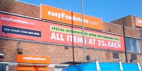 The real question behind the EasyFoodstore is why?