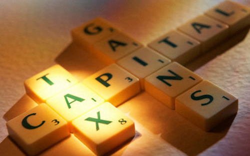 Capital gains tax is the fast growing tax