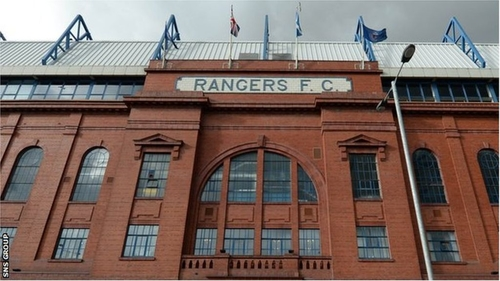 Rangers lose at home.