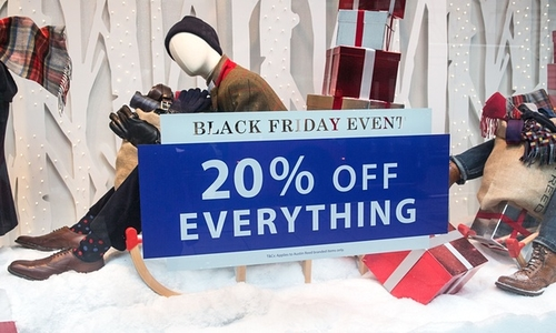 Black Friday - Employees expected to go AWOL