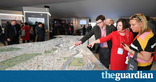 Minister goes to MIPIM... and makes an announcement that his Diary Secretary may regret