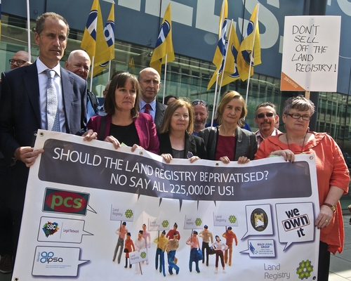 Land Registry Privatisation laid to rest - until next time