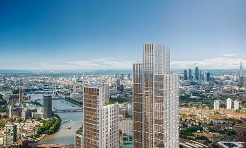 Rights of light over tallest residential towers in London