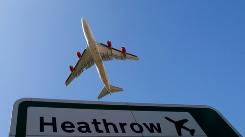 Can Heathrow take-off?
