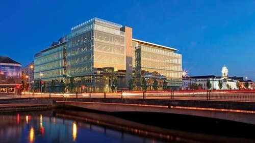 Smartphones, smart cars...now we've Ireland's first smart building