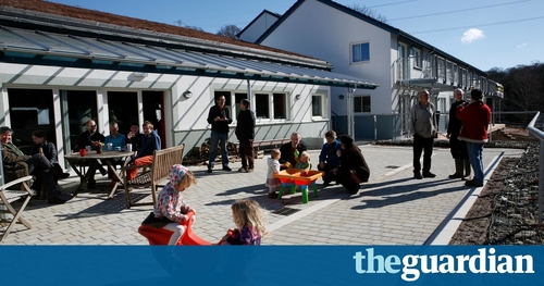 Cohousing  - a new model to help build communities?