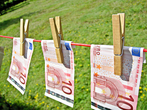 Money Laundering- Fintrekers- you will be assimilated