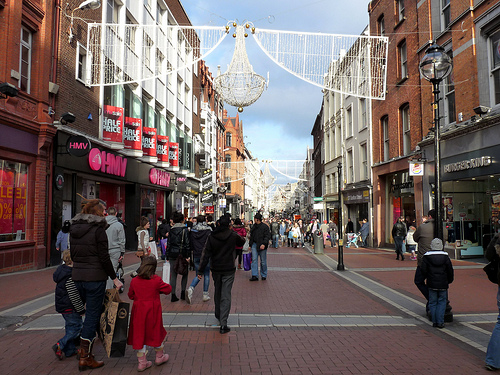 Top tips for UK retailers thinking of moving into the Irish market