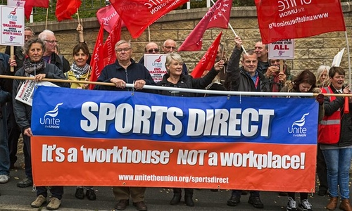 Sports Direct - what went wrong?