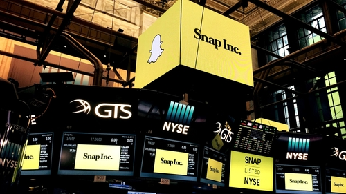 Snap Inc IPO leads to 44% increase in share value
