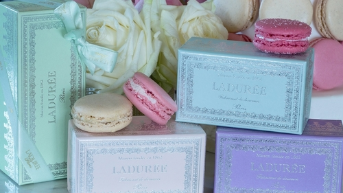 French patissier Ladurée is opening its first Irish concession shop & tea room in Dublin City Centre