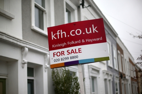 Who said the property market was slowing down? The average asking price is now at a record high!