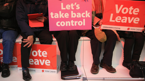 Brexit polls show growing support for U.K to leave the EU