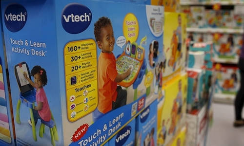 Children's technology and toy firm VTech hacked, leaving parent and child personal information expos