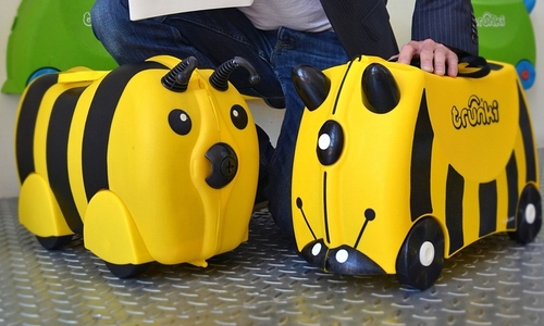 The Trunki and Kidee battle continues