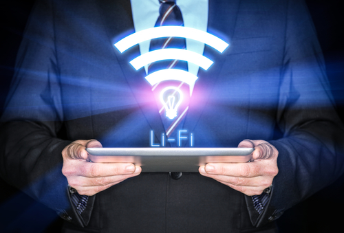 LiFi - the security solution Insurers need?