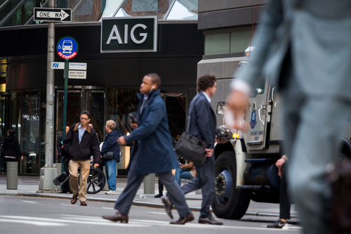'Google Parent Should Buy AIG'