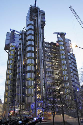 Could Lloyd's capital start to look like ILS capital...?