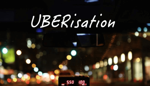 What does 'uberisation of insurance' actually mean...?