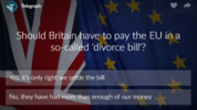 Our divorce from the EU