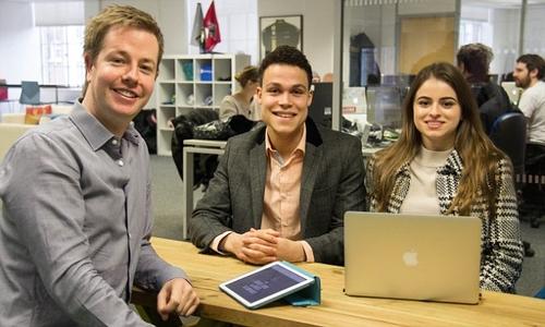 Helping young entrepreneurs follow their dreams