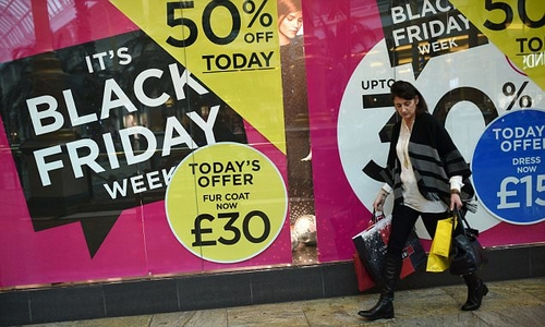 Bagging a bargain on Black Friday