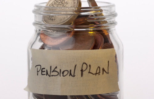 It's not just individuals that are affected by the pension reforms