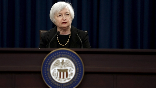Fed's Yellen preparing the ground for a rate rise