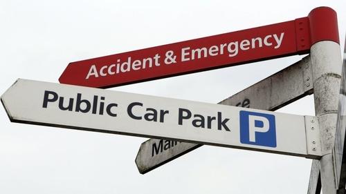 Hospital parking 'unreasonably stressful'