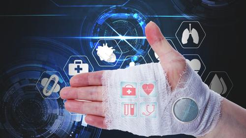 Swansea University smart bandage trials 'within 12 months'