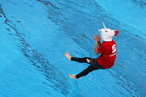 Unicorns might become an endangered species in 2016