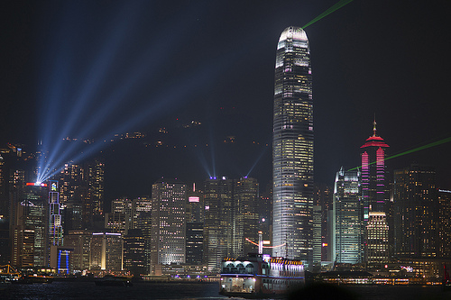 Will China's Woes Threaten The Tech Economies In Singapore And Hong Kong?