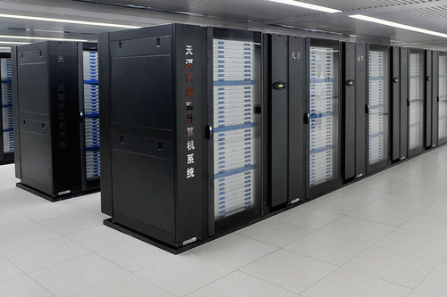 World's Fastest Supercomputer Now Has Chinese Chip Technology