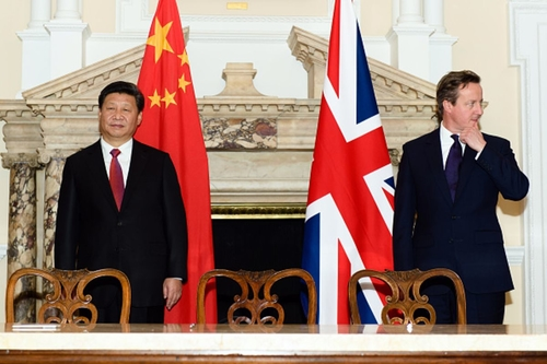 Who Wins From Brexit? ........ China