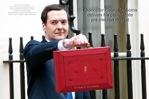 The Budget 2016 - the PR machine kicks into life
