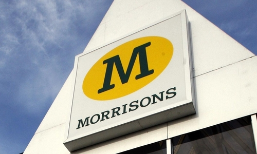 Morrisons - Don't blame the marketing team