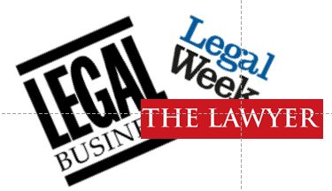 Legal press report on law firms...and in other news