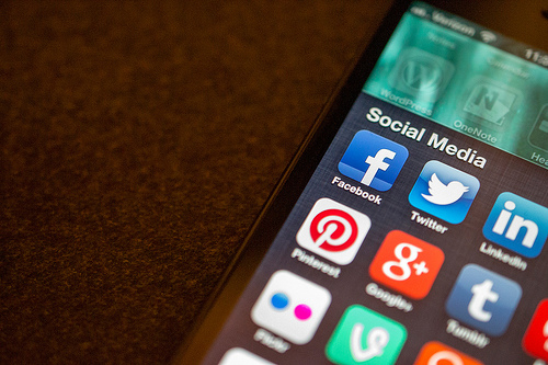 Is social media leading astray mainstream media?