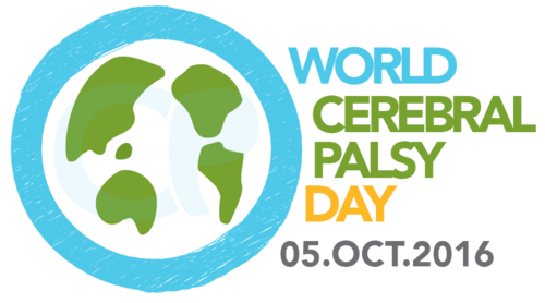 World Cerebral Palsy Day - 5 October 2016