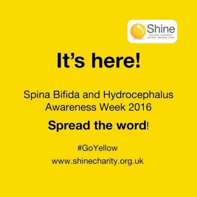 World Spina Bifida and Hydrocephalus day