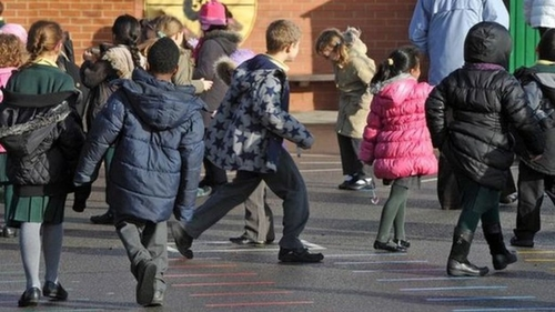 A primary school's playground ban on the game