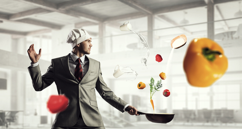 The five ingredients needed to cook up a great leader