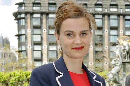 Jo Cox - a modern day superhero