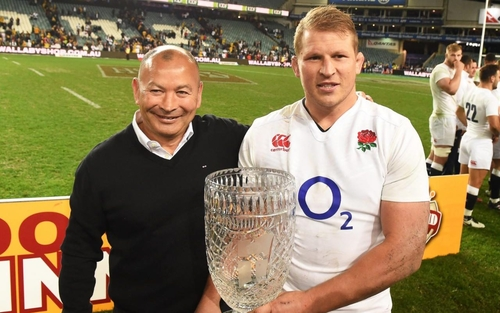 Why should Eddie Jones be on the board of every ambitious firm who wants to move up the rankings?
